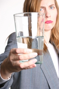 "Should you be ""pessimistic"" about a half-full glass?"